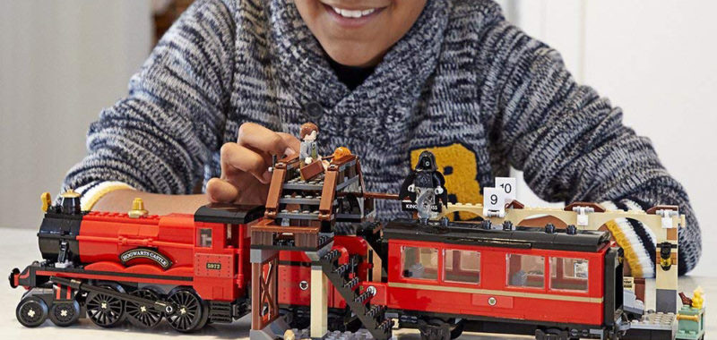best harry potter lego set
