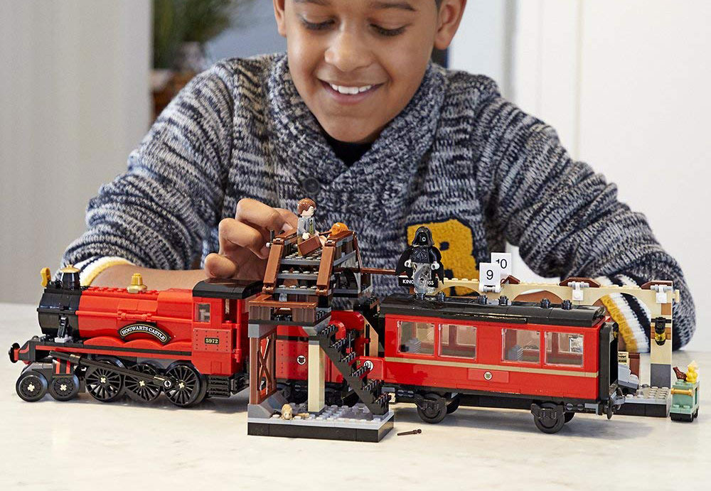 best harry potter lego set