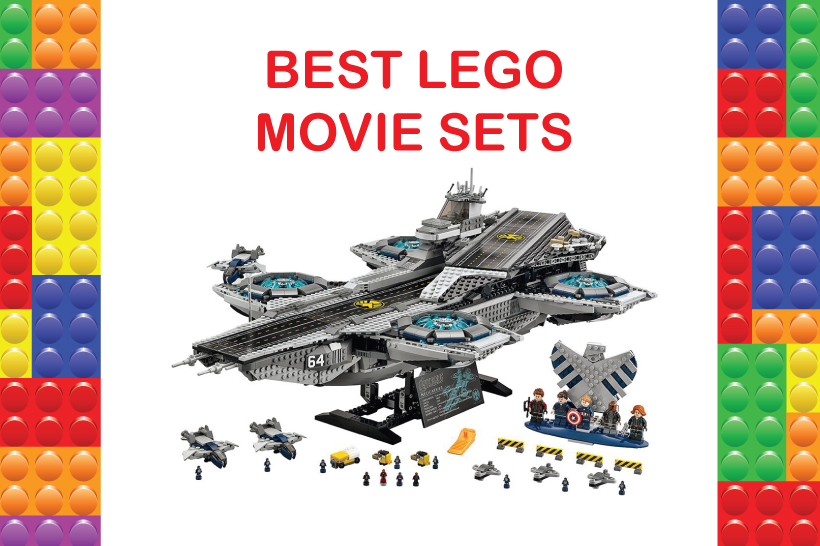 Best Lego Movie Sets - All The Best Sets From The Blockbuster Movies