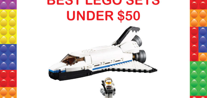 best lego sets under 50