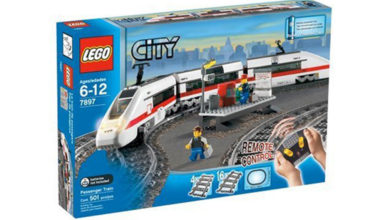 best lego trains