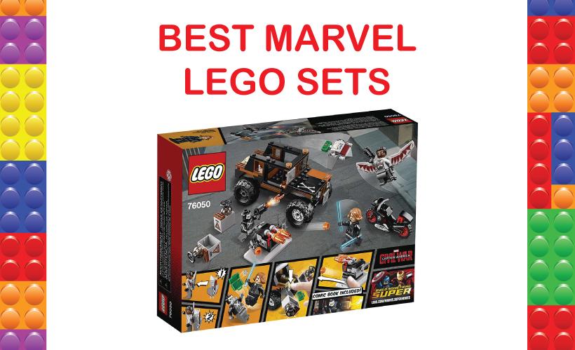 Best Marvel Lego Sets - bricksfans com