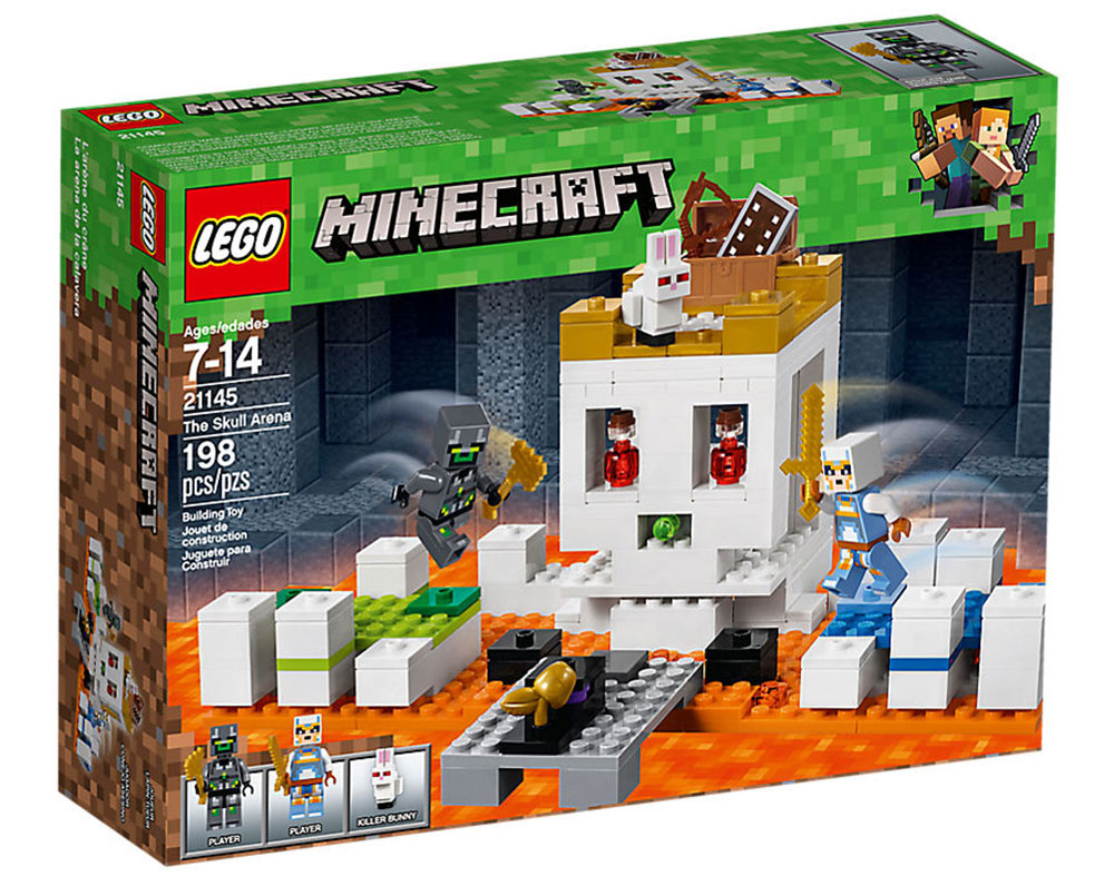 10 Of The Best Lego Minecraft Sets 2019 Bricksfanscom