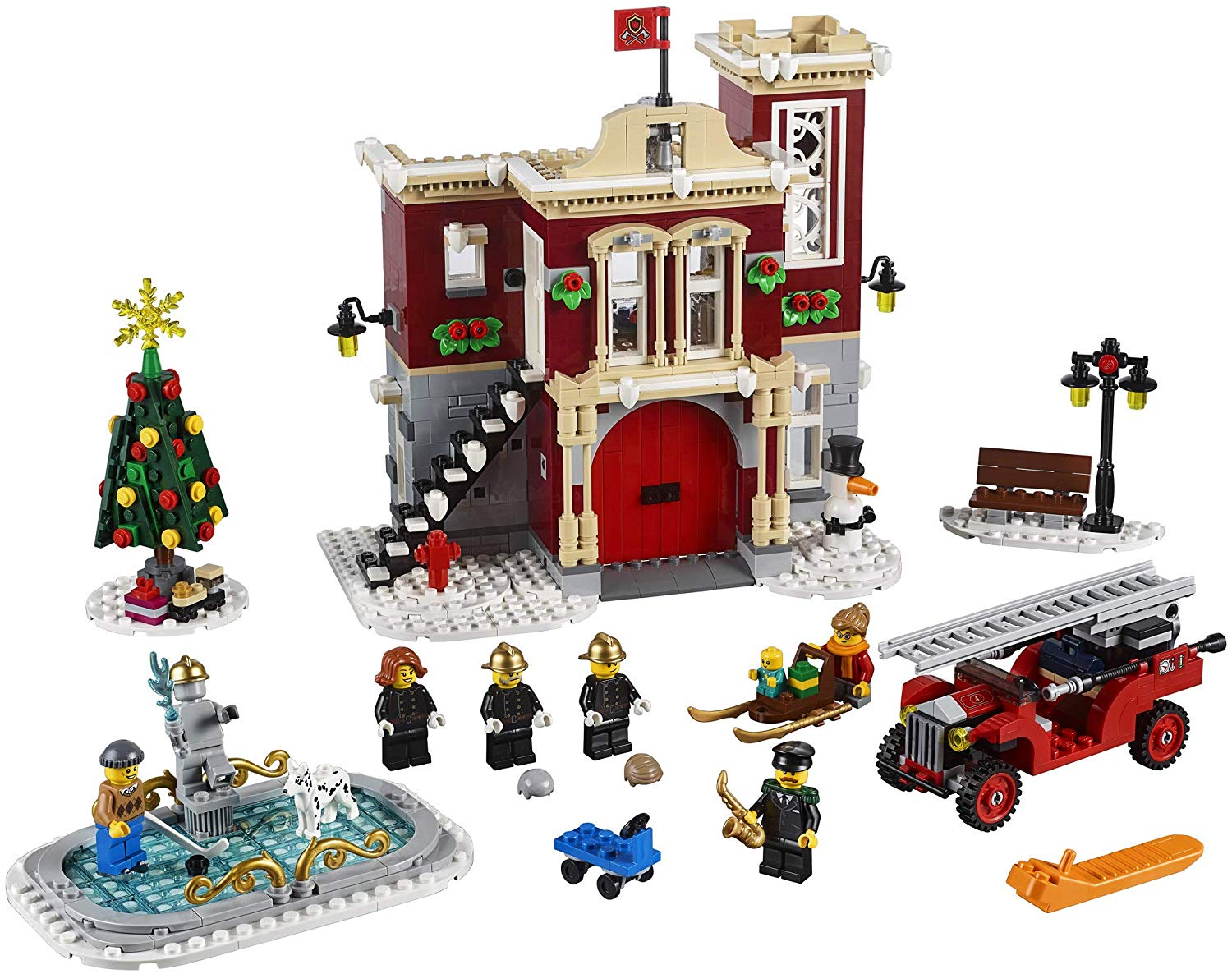 Christmas 2020 Lego Best Christmas LEGO Sets 2020 Reviews   bricksfans.com