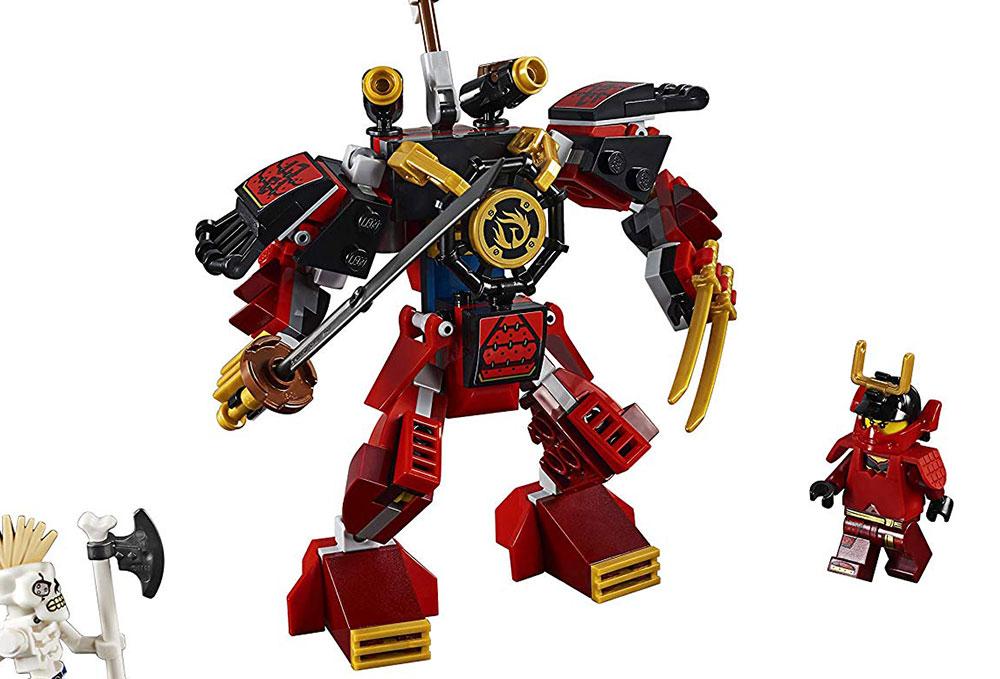 Best Lego Mech Sets 2020 Get Creative With Bots Bricksfans Com