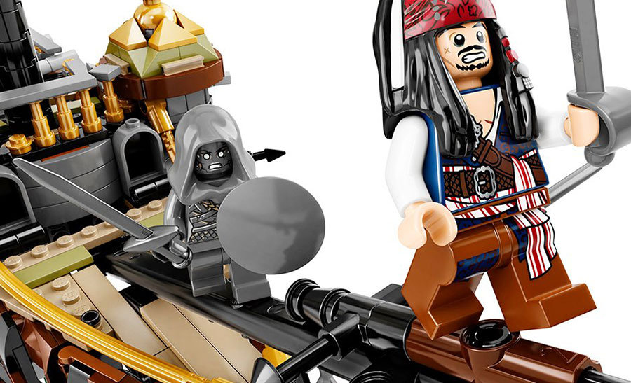 official supplier cheap presenting Best Pirates Of The Caribbean LEGO Sets - 2019 - bricksfans.com